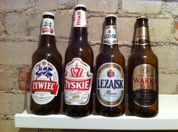 Poland beers